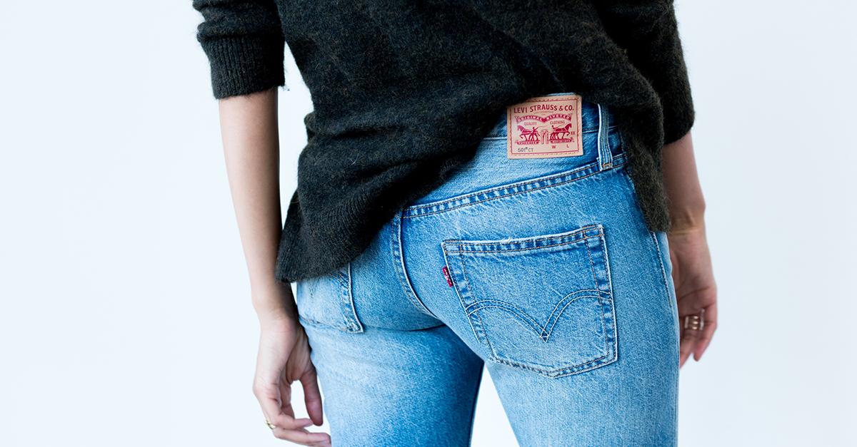 nuevo producto 21307 9d376 Levi's: Cuando las mujeres comenzaron a llevar los ...