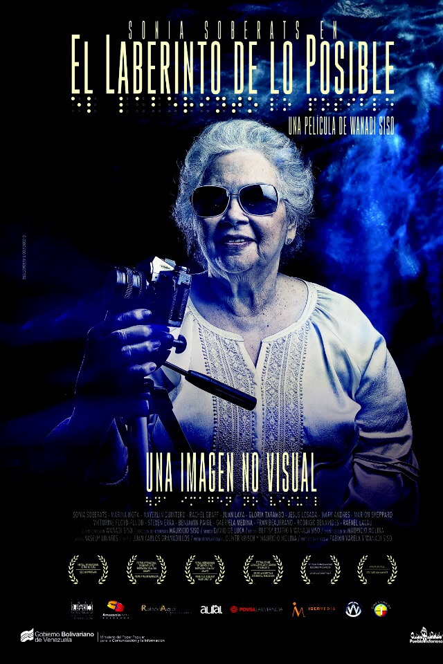 Poster Oficial El laberinto de lo posible