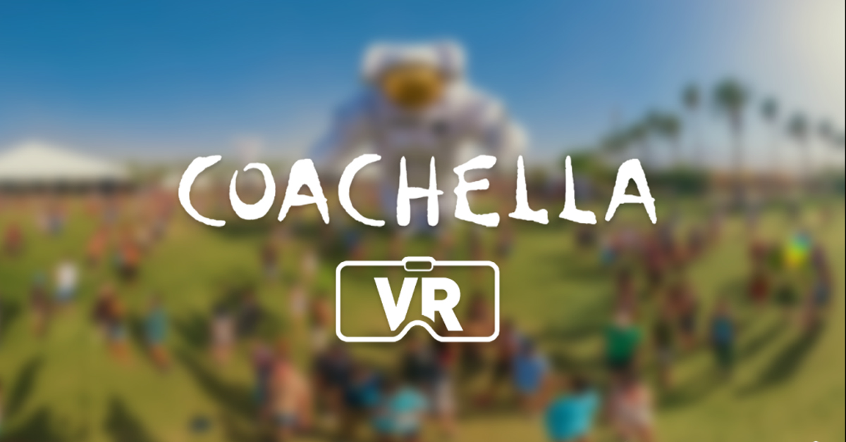 Vantage.tv / Coachella VR