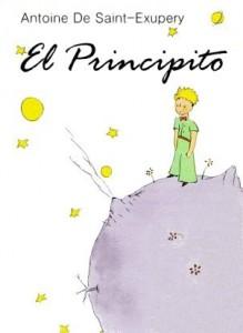 """Portada del Libro """"El Principito"""", vía Flickr de Colegio Universitario de Periodismo"""