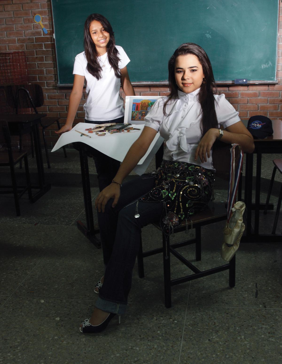 Colegio altamira aliadas del arte tendencia - Victoria diva futura ...