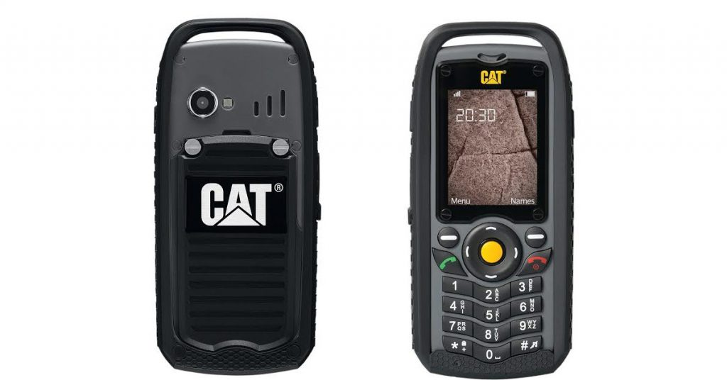 Caterpillar Lanza L 237 Nea De Smartphones En Venezuela